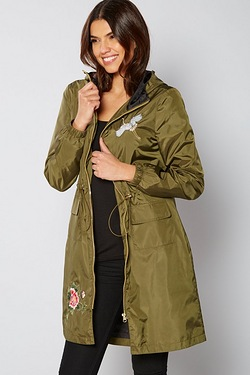 Be You Khaki Lightweight Jacket