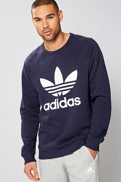 adidas Trefoil Crew Sweat