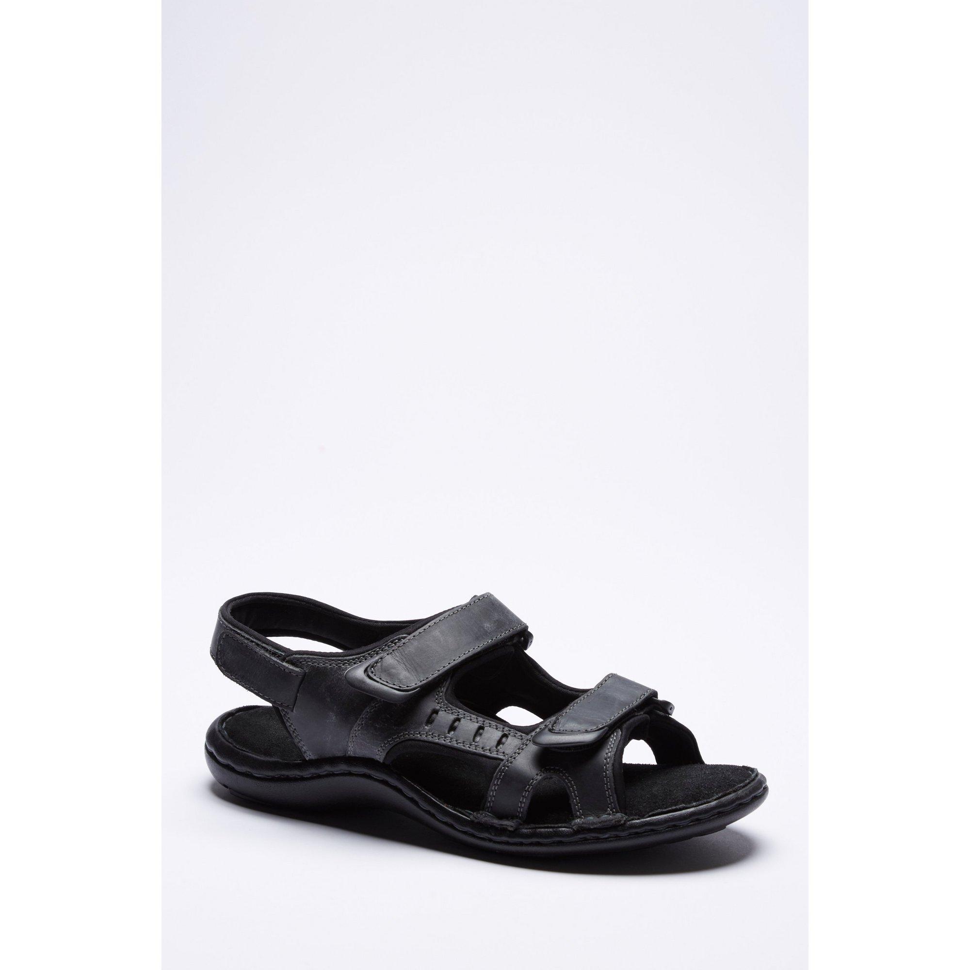 Image of Brett Leather Sandal