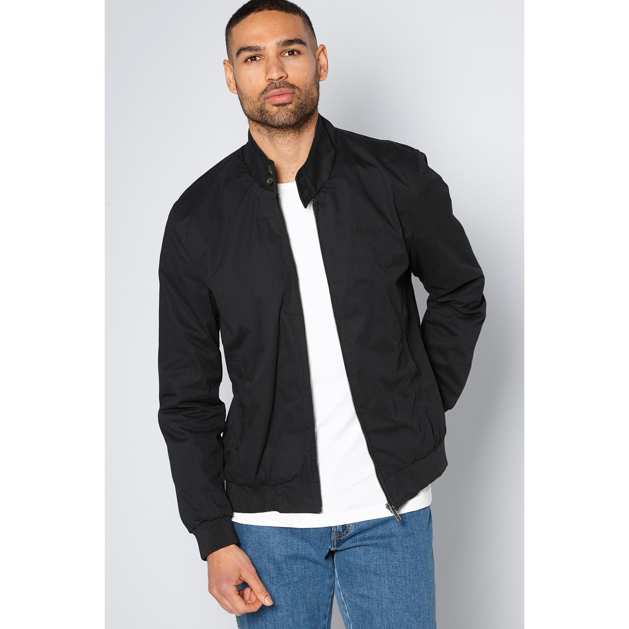 Image of Ben Sherman Harrington Jacket