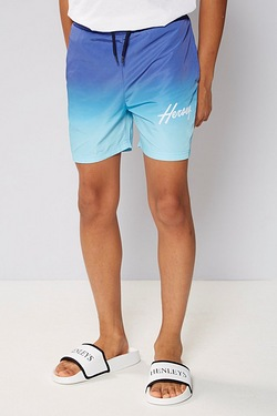 Boys Beck and Hersey Swim Short - Blue Ombre