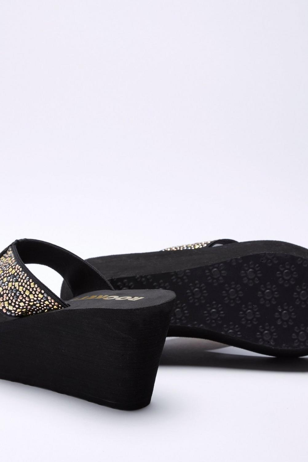 58da4ef4e657 Image for Rocket Dog Diver Eclipse Wedge Sandals from studio