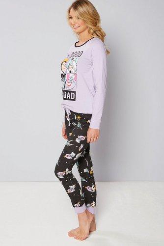 Image for Disney Good Bad Villain Pyjamas from studio 8569d87cd