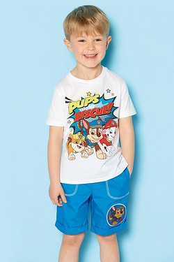 Boys Paw Patrol 2-Piece Set