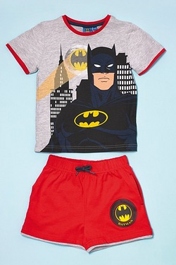 Boys Batman 2-Piece Set