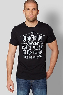 Harry Potter Solemnly Swear T-Shirt