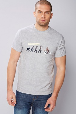 Mr Bean Evolution T-Shirt