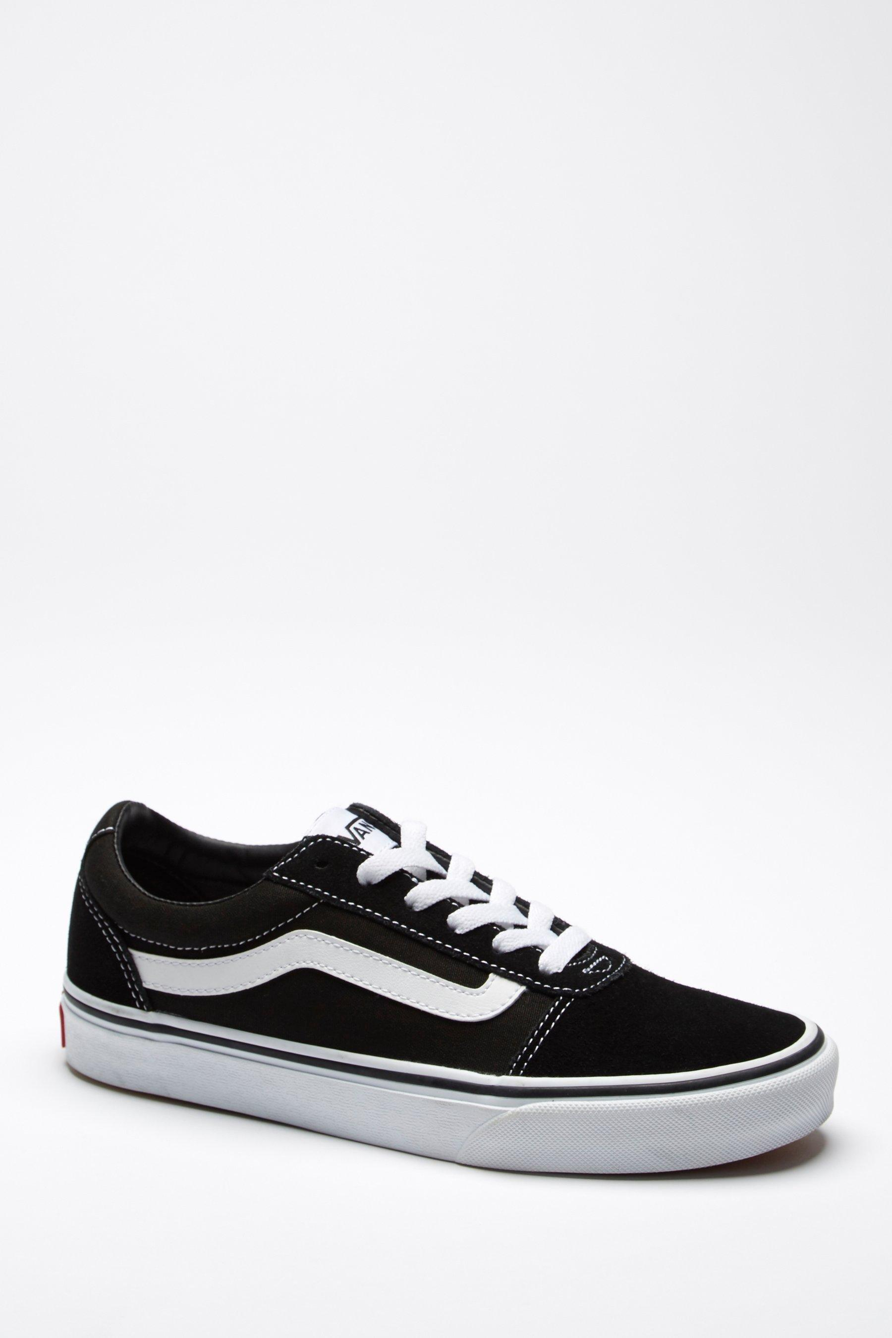 e81d8dac990 Image for Vans Ward Side Stripe Trainers from studio. Super Zoom