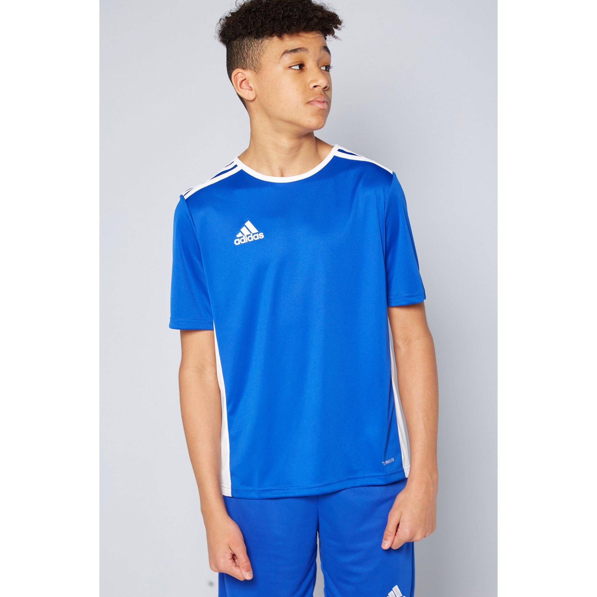 Image of Boys adidas Entrada T-Shirt