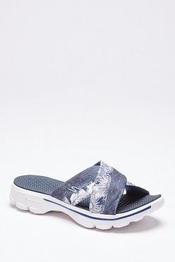 7a36178ee58e Skechers Go Walk Fiji Sandals