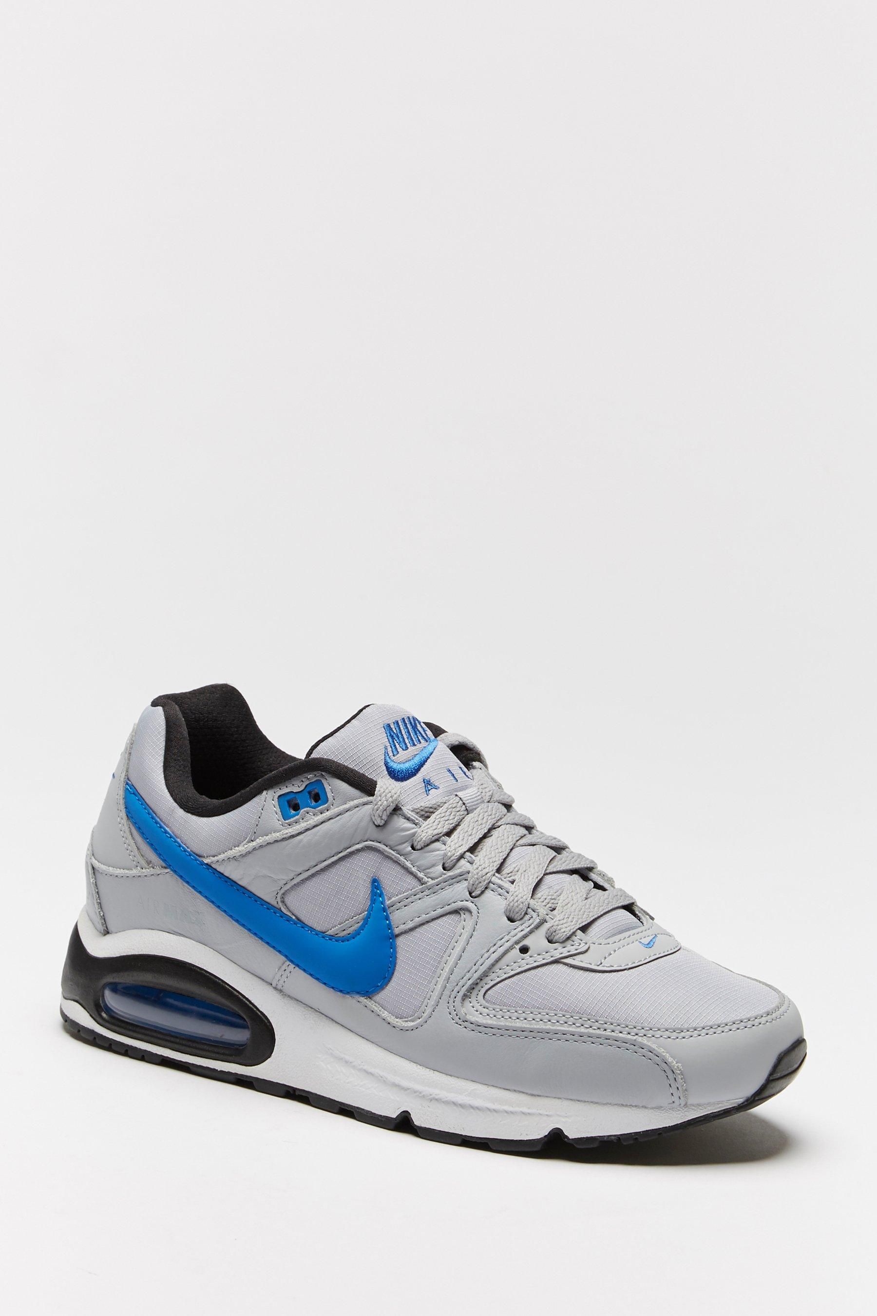 8abe46b28e ... Nike Air Max Command Grey Trainers from studio. Super Zoom