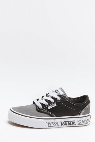 fd31820811 Image for Boys Vans Atwood Sidewall Logo Trainers from studio