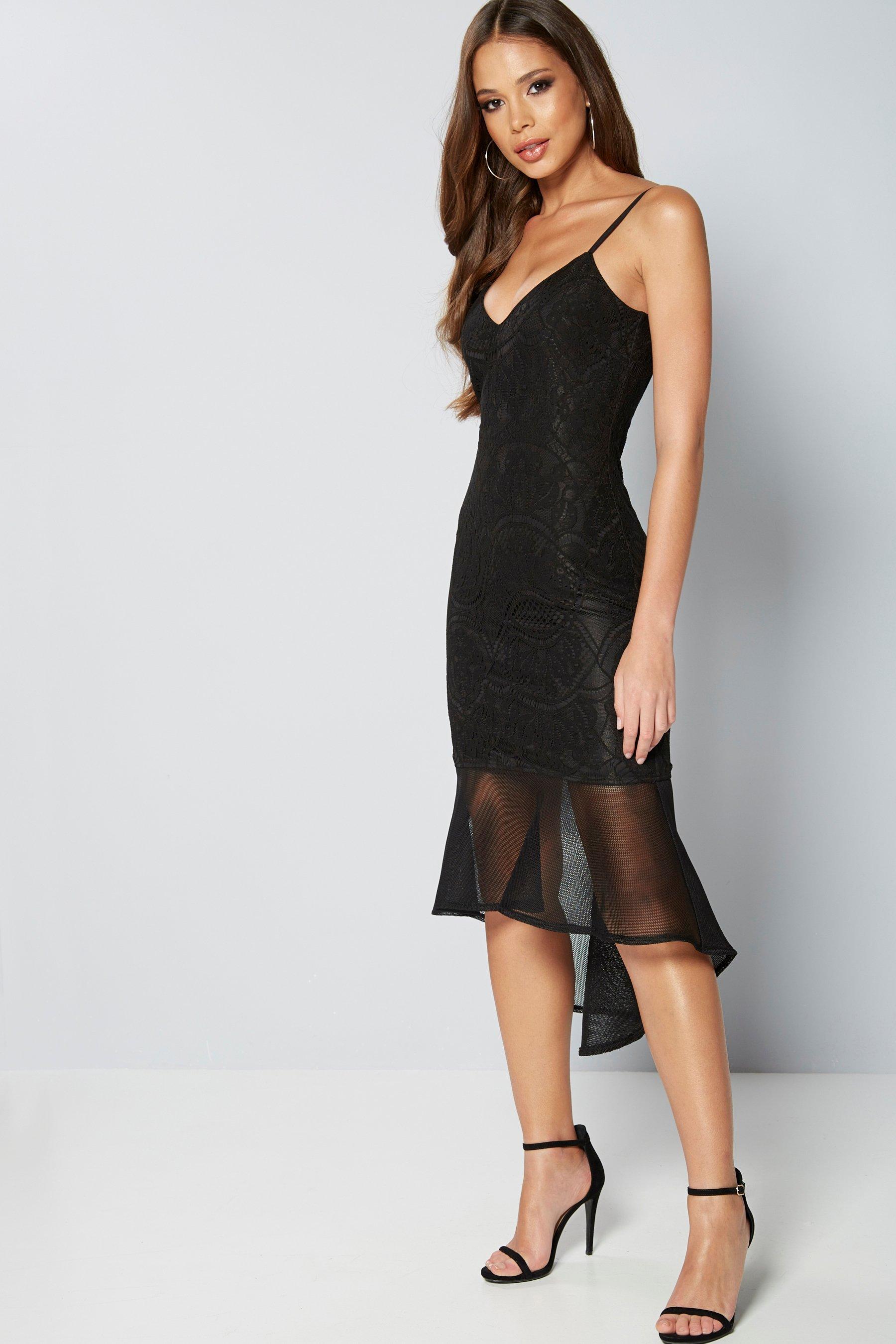 Brave Black Velvet Shimmer Dress Not Worn Age 14-15 Years