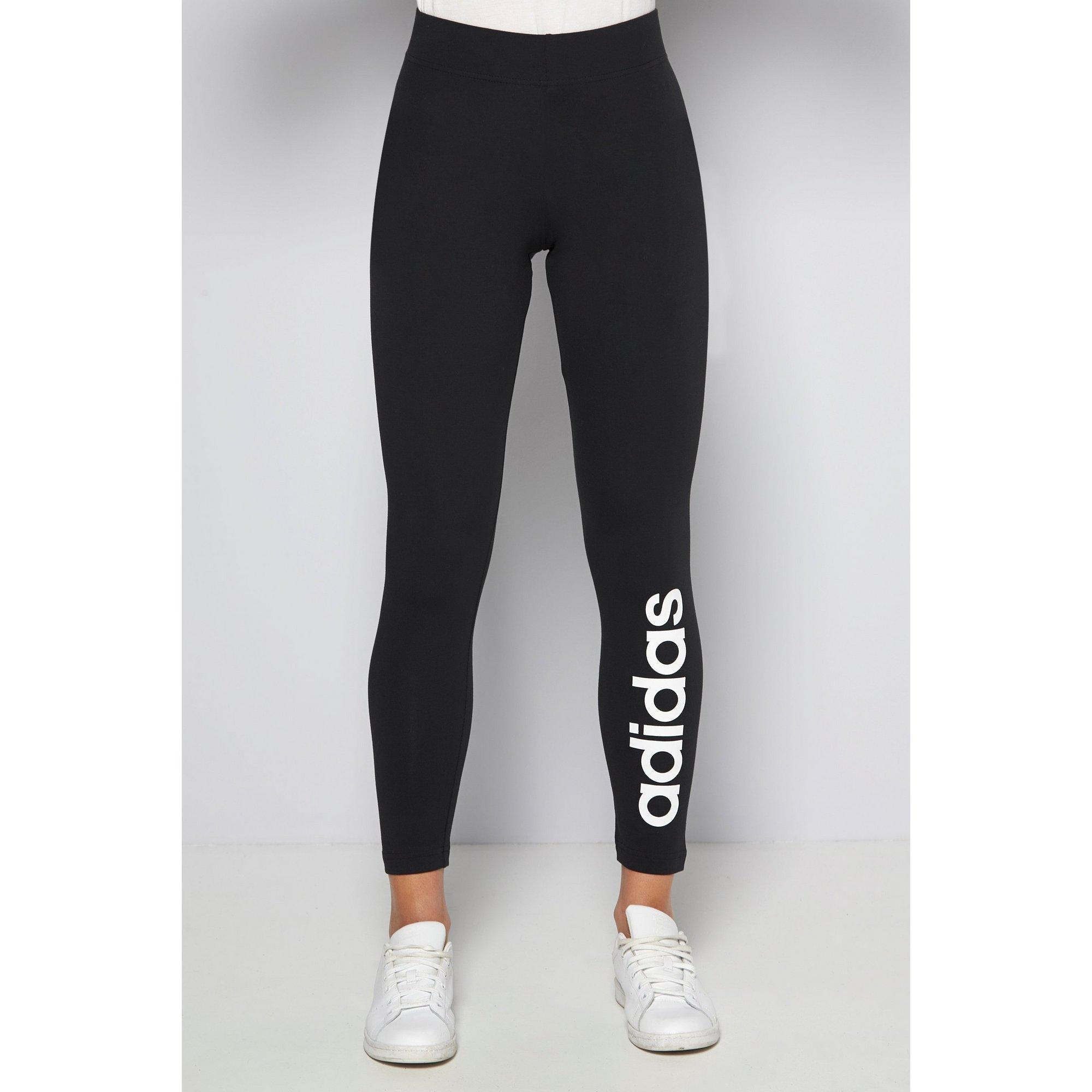 Image of adidas Essentials Core Training Black Leggings