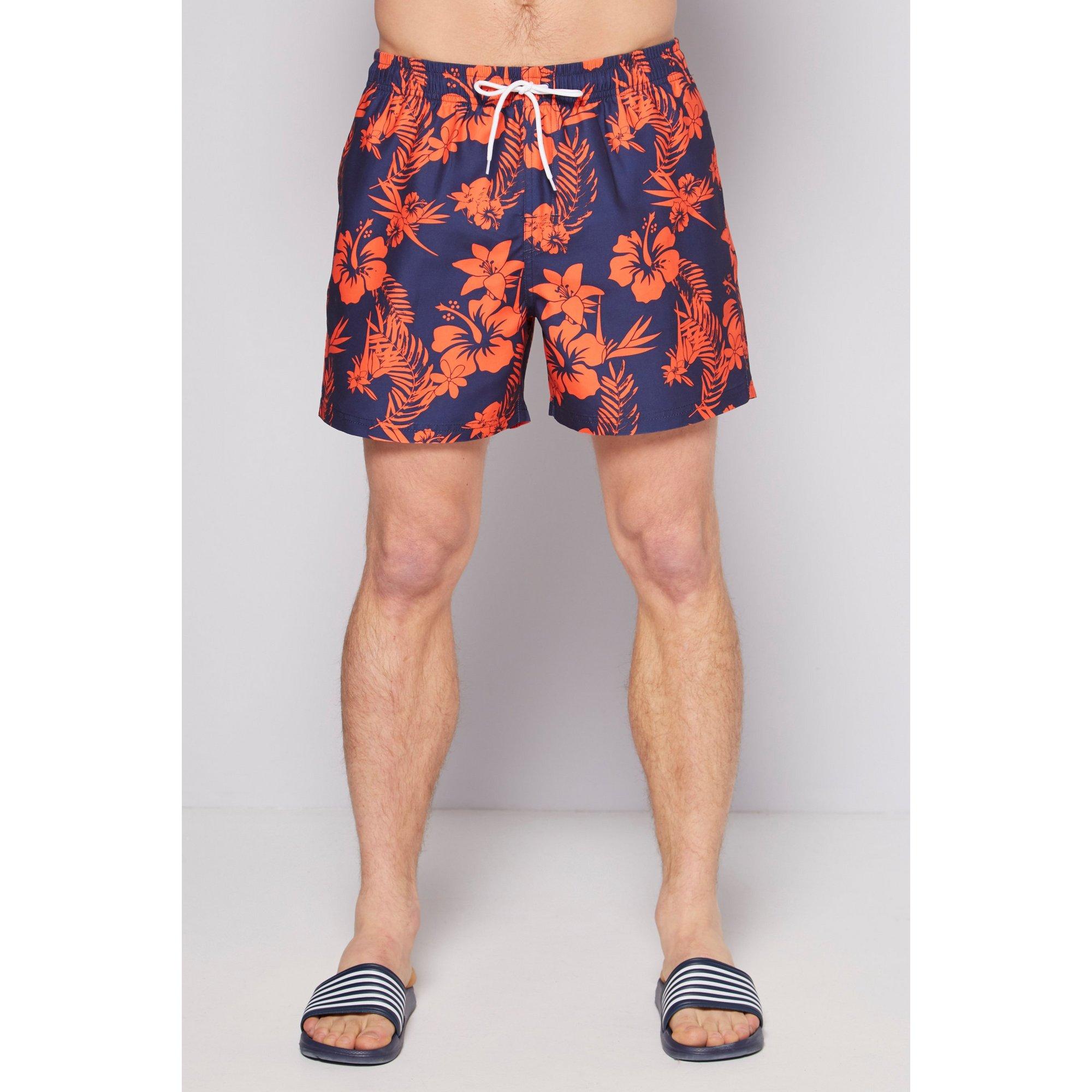 Image of Fashion Floral Swim Shorts