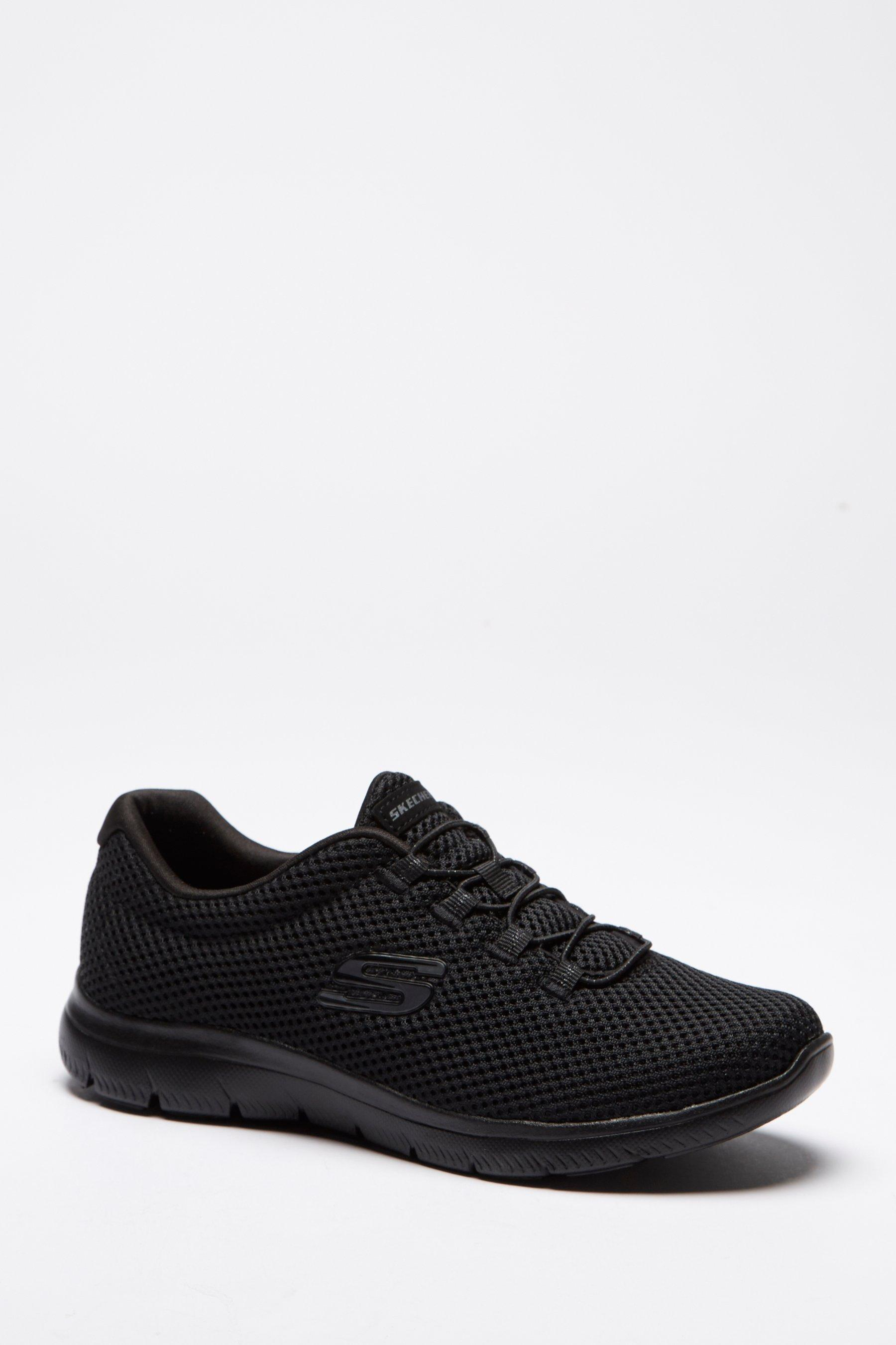 Skechers Summits Bungee Lace Trainers
