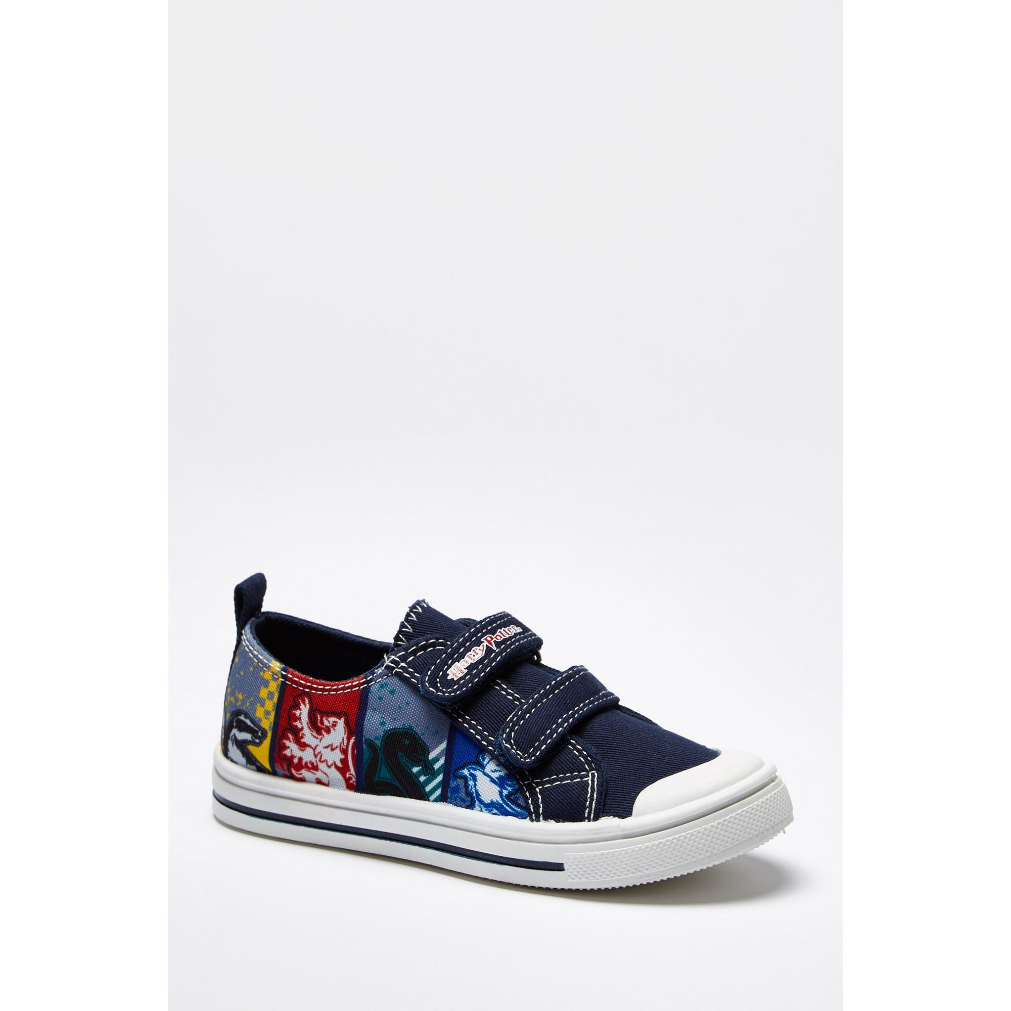 Image of Boys Harry Potter Strap Trainers