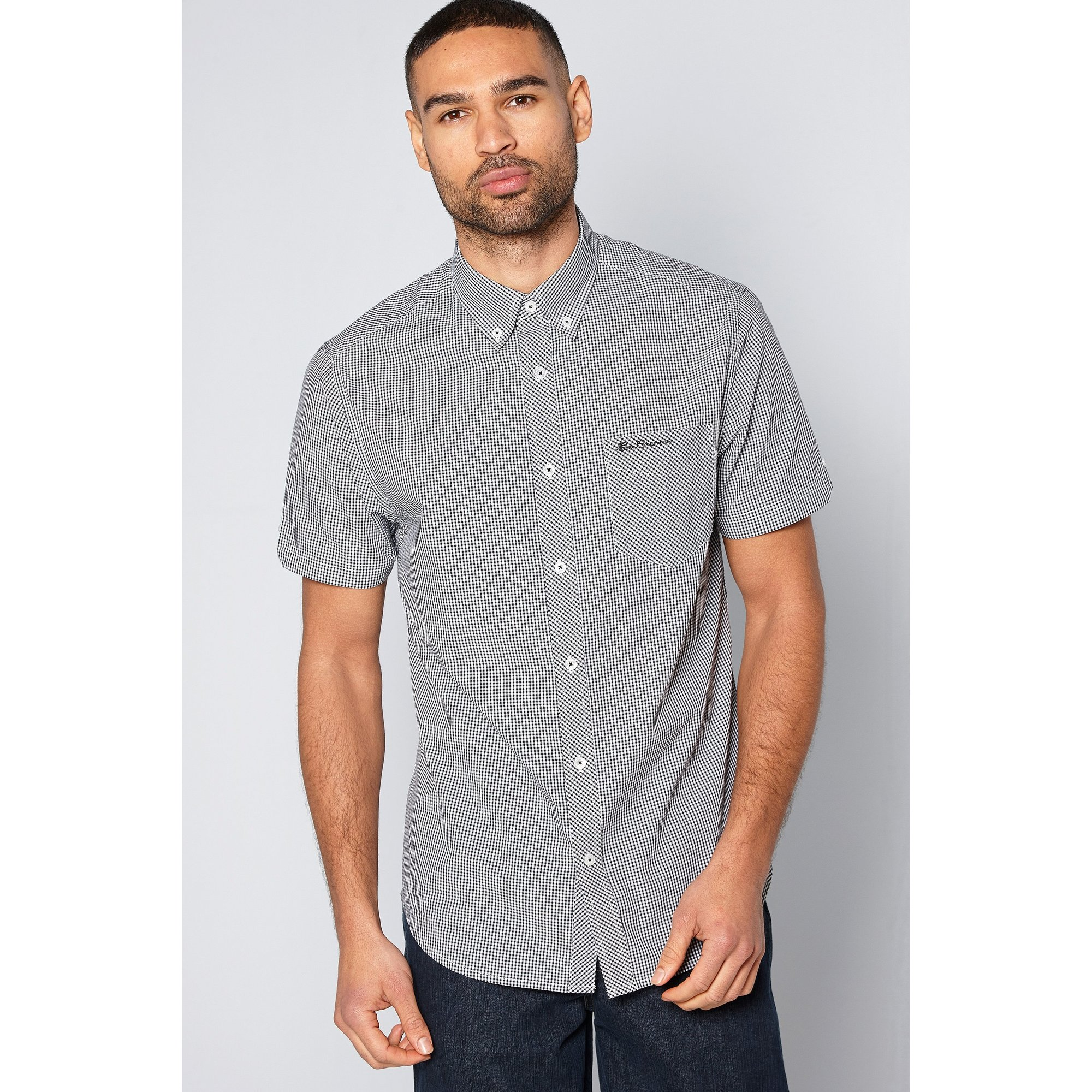 Image of Ben Sherman Gingham Shirt