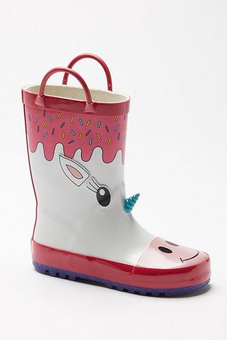 Image for Girls Unicorn Wellies from studio