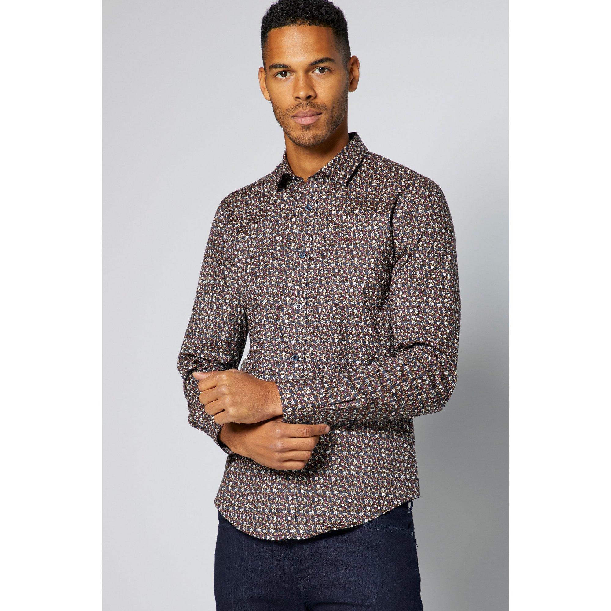 Image of Ben Sherman Floral Shirt