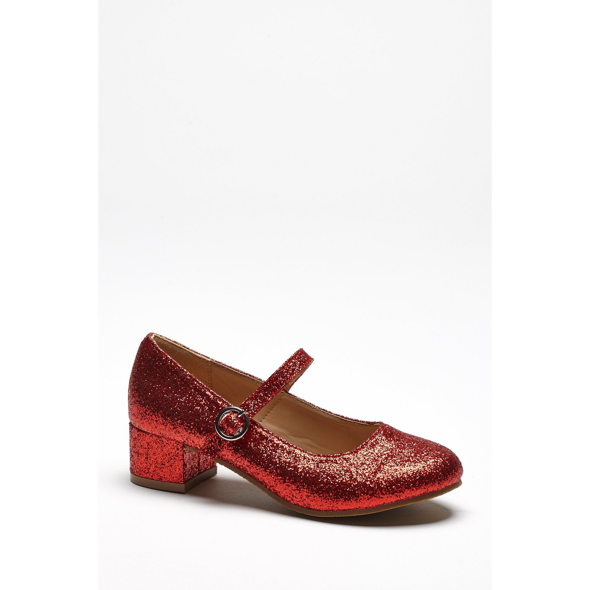 Image of Girls Low Heel Mary Jane Shoes