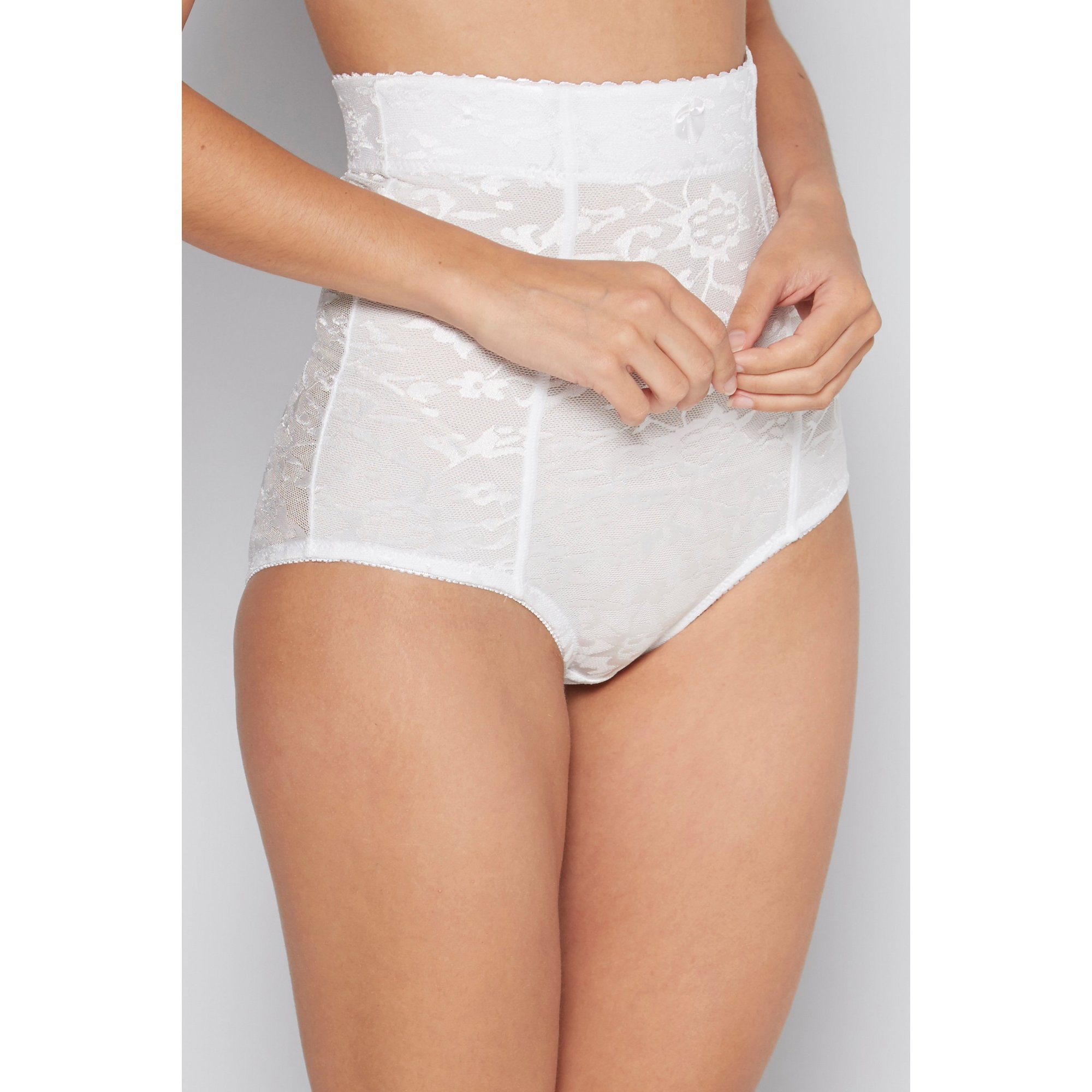 Image of High Waist Brief with Tummy Control