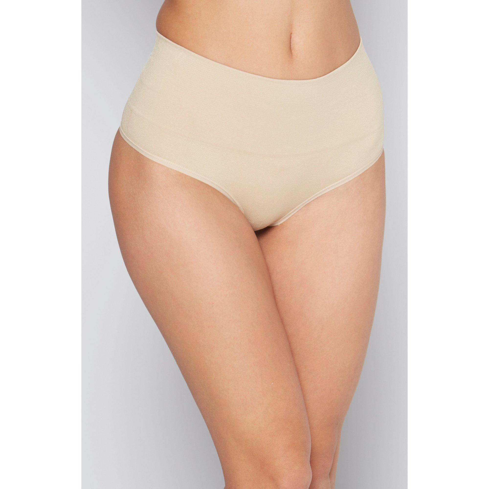 Image of High Waist Control Thongs
