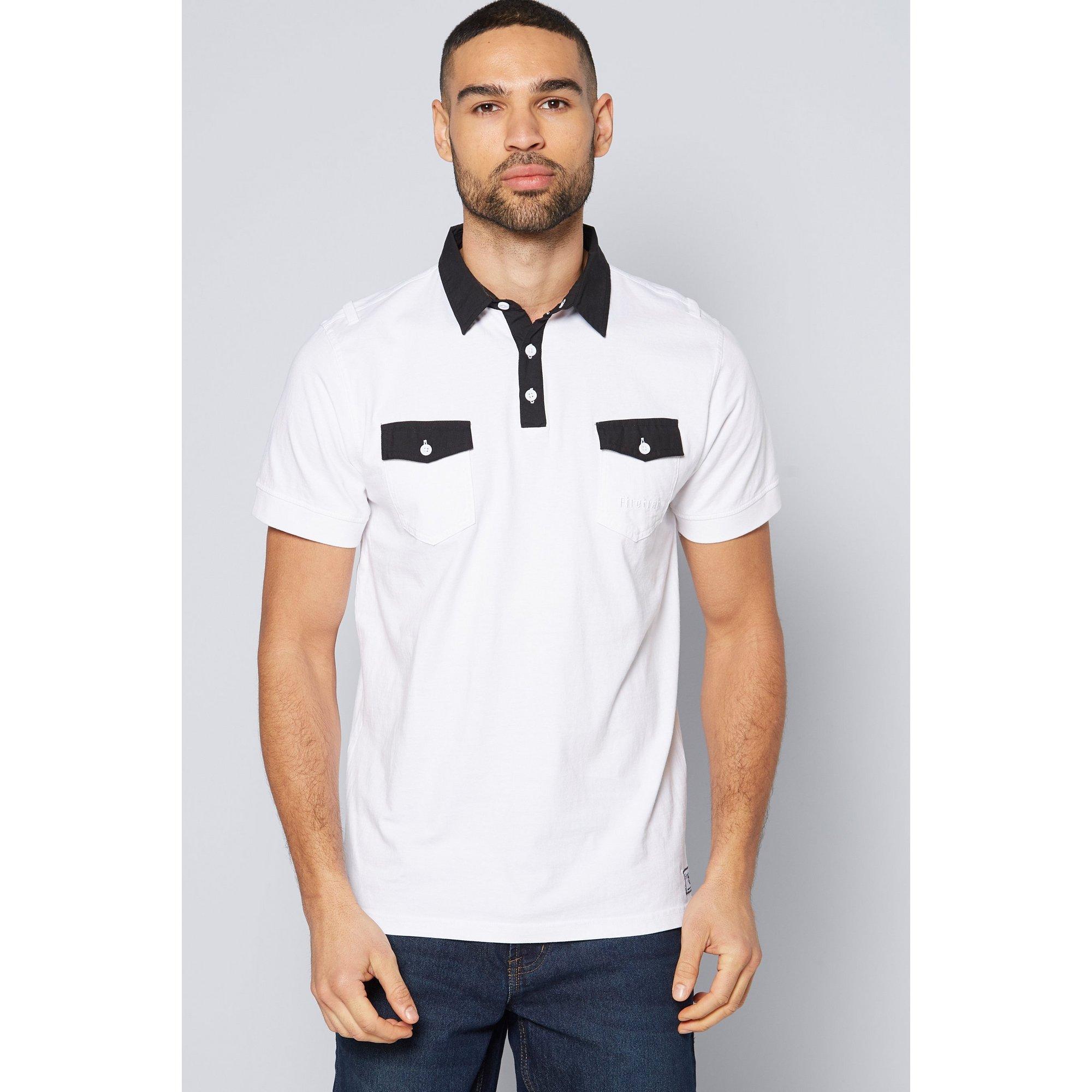 Image of Firetrap Pocket Polo Shirt
