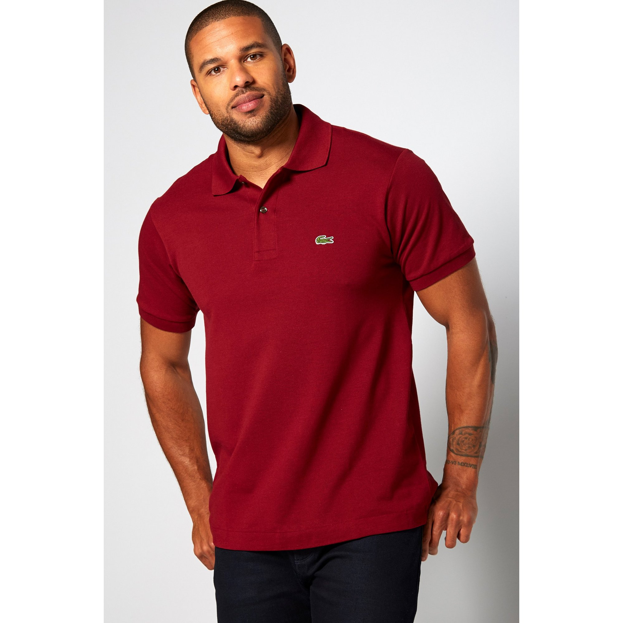 Image of Lacoste Classic Fit L.12.12 Polo Shirt