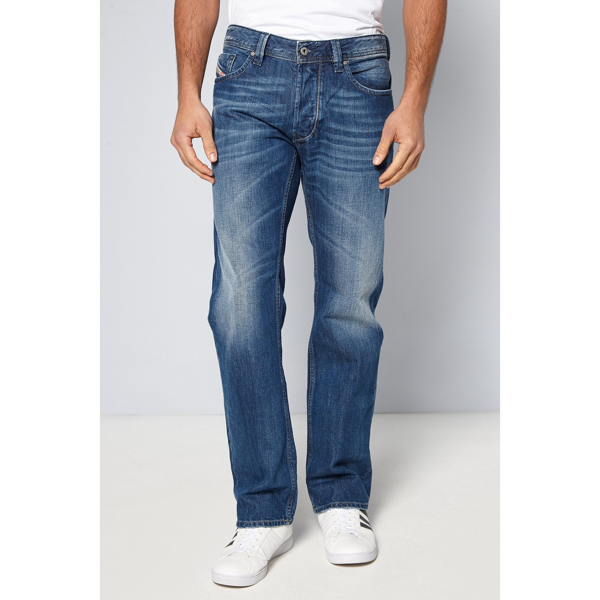 Image of Diesel Larkee Denim Jeans
