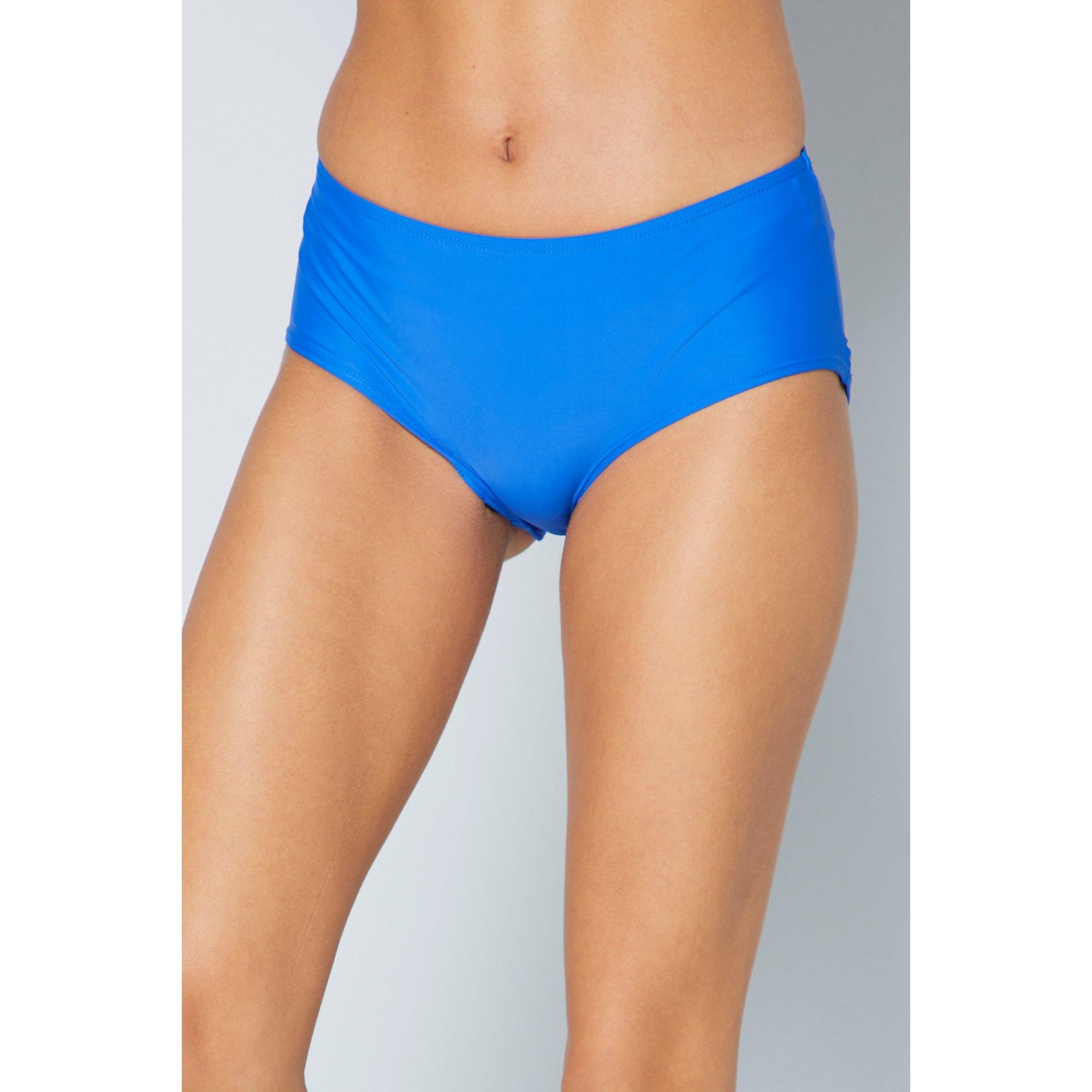 Image of Cobalt Short Bikini Bottoms