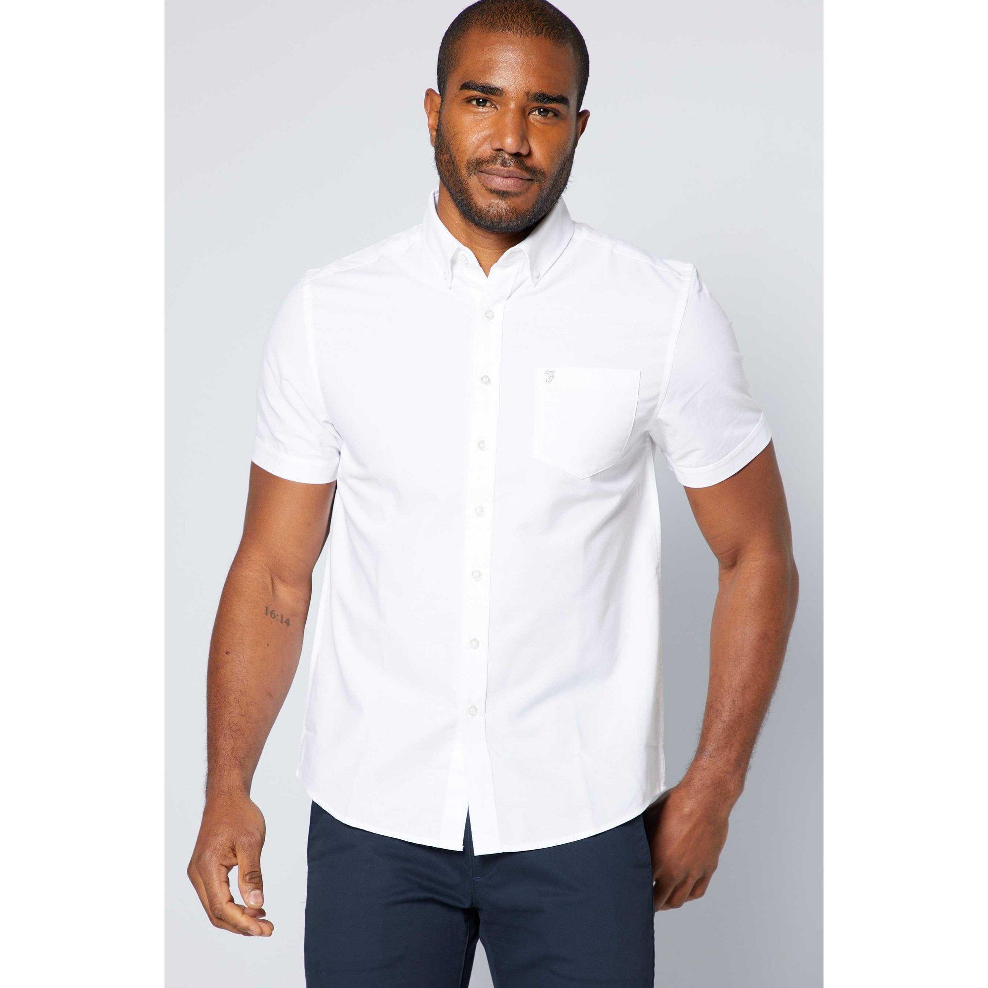 Image of Farah Short Sleeve Shirt