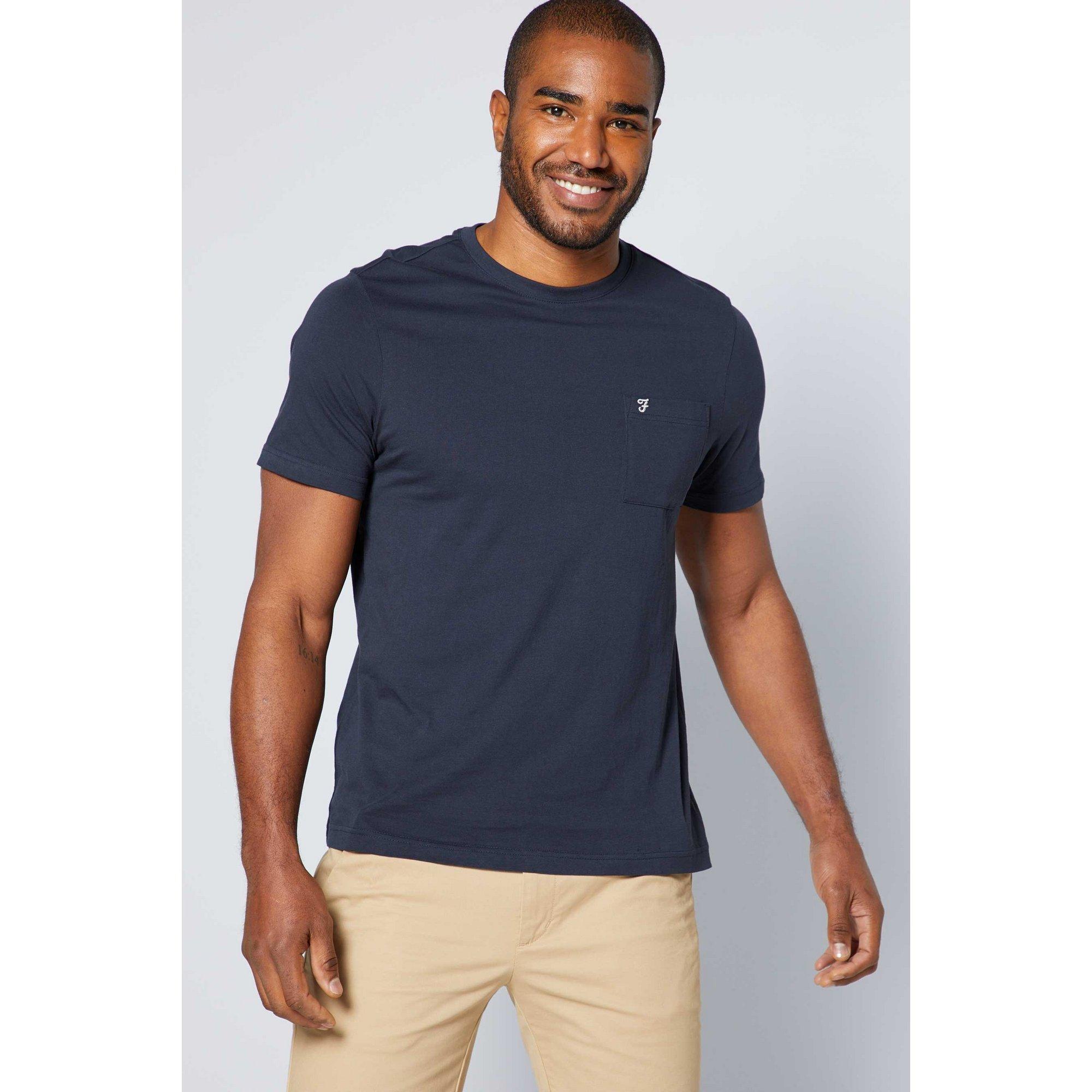 Image of Farah Pocket T-Shirt