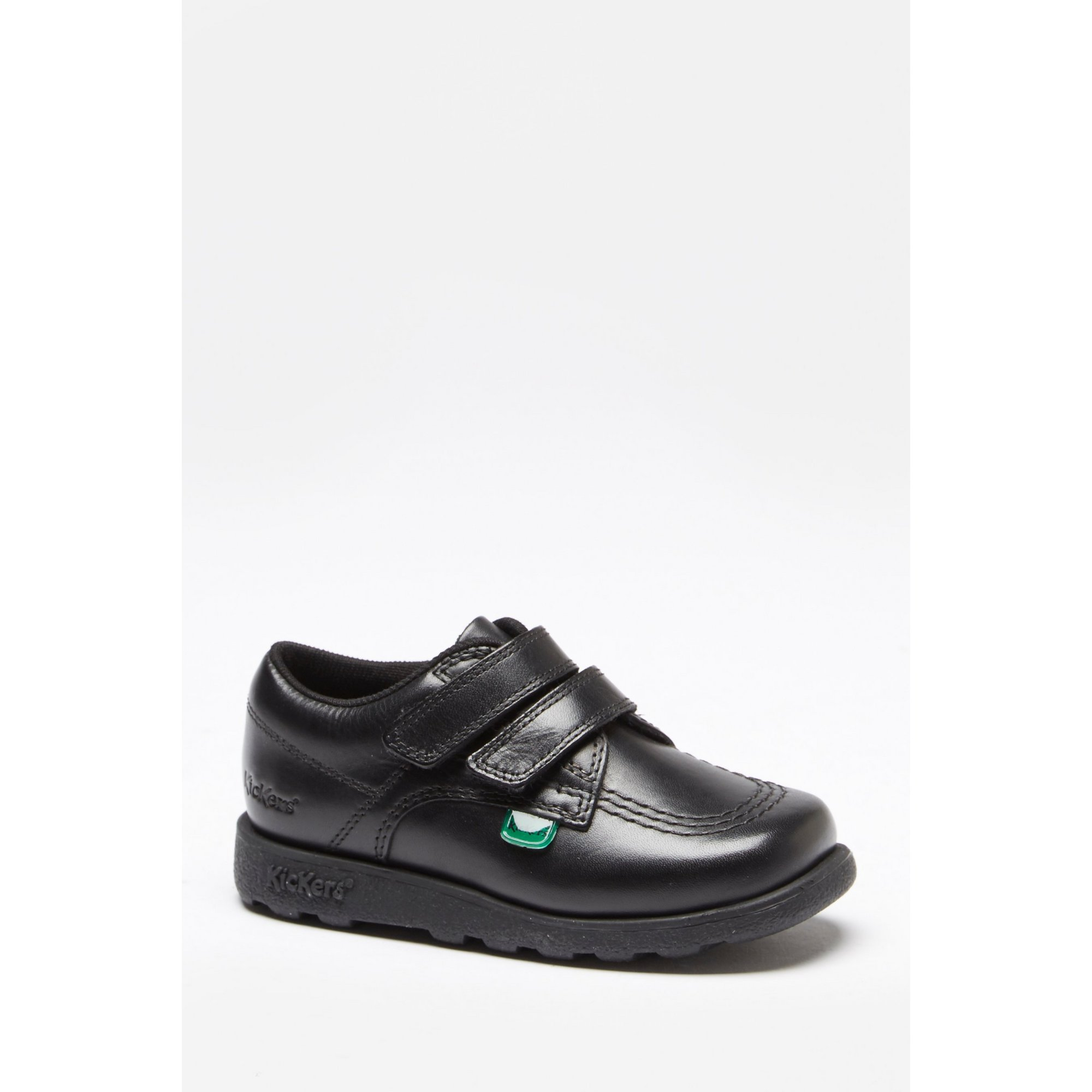 Image of Boys Kickers Fragma Double Strap Shoes