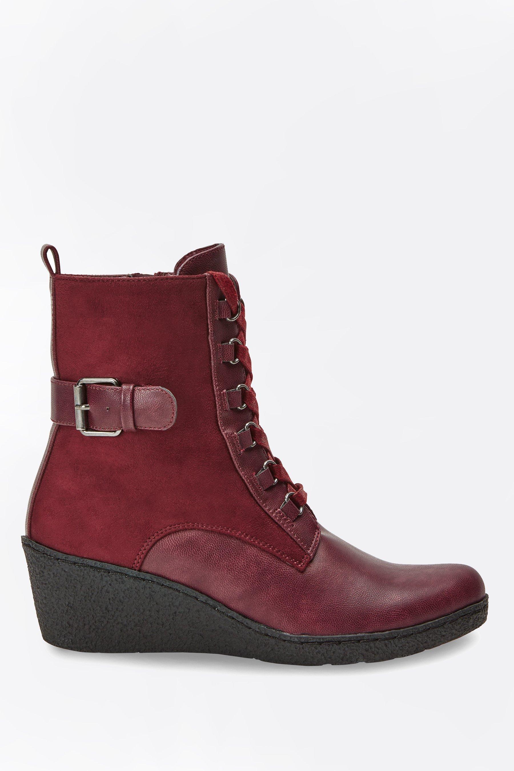 joe browns wedge boots