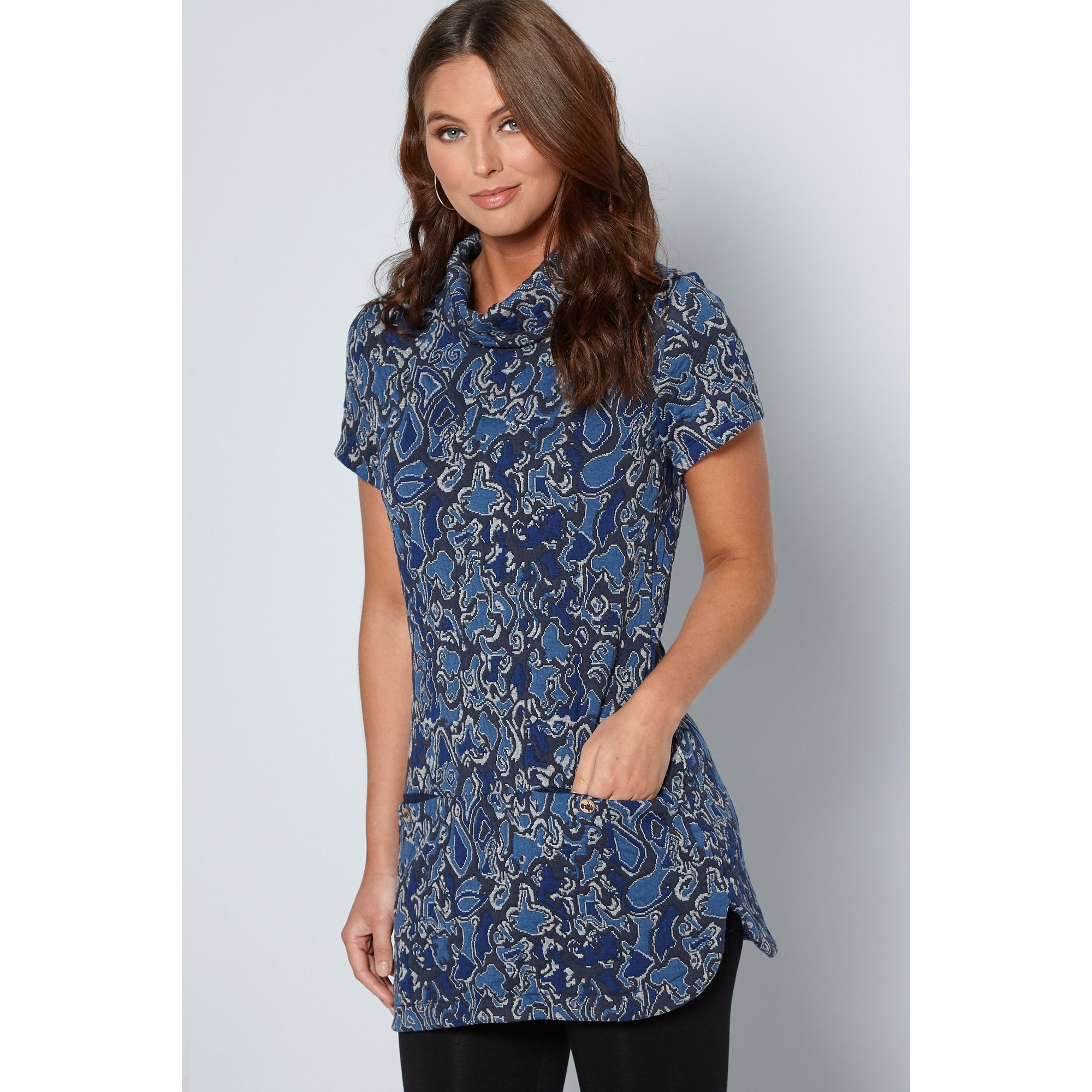 Image of Joe Browns Best Ever Jacquard Tunic