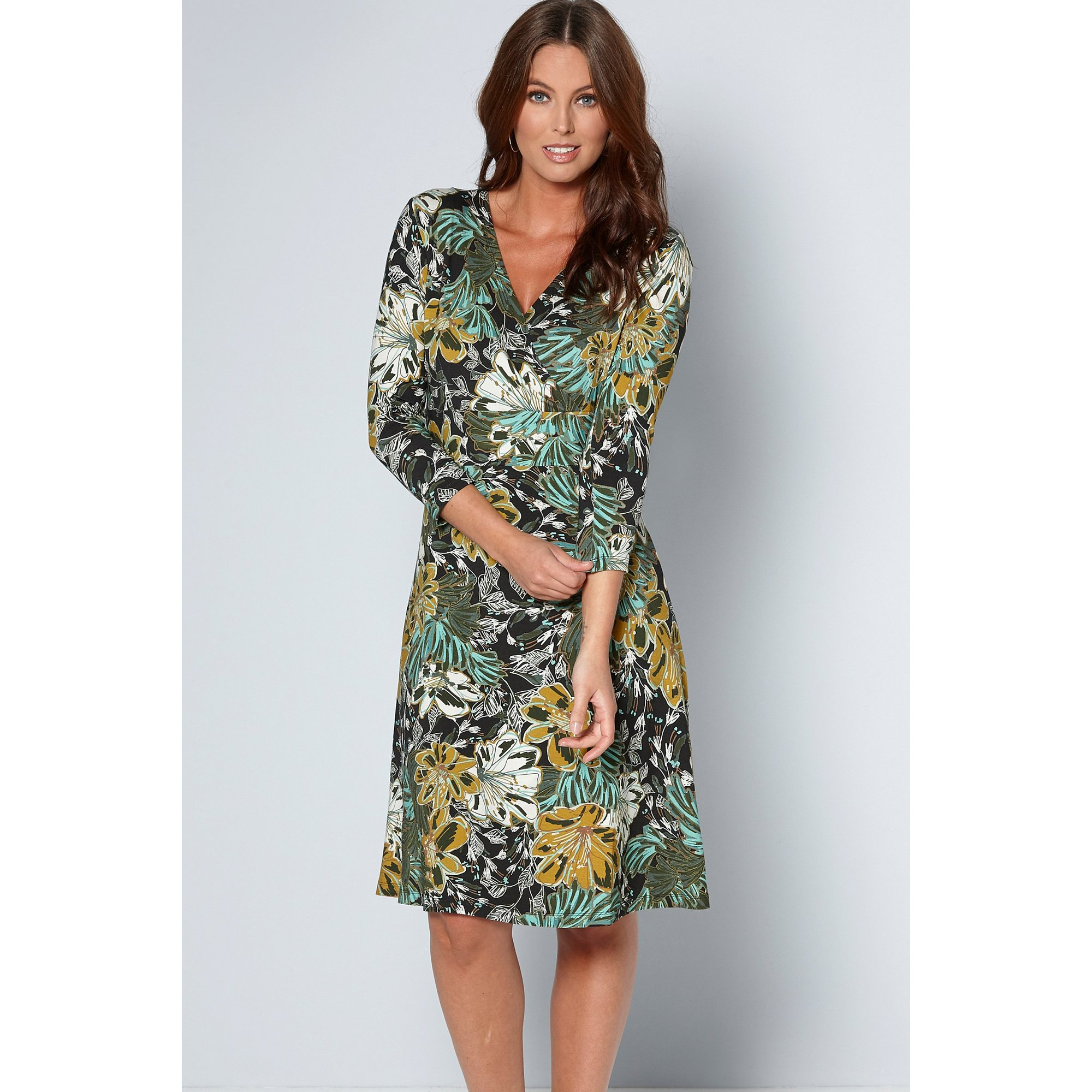 Image of Joe Browns Beautiful Printed Dress