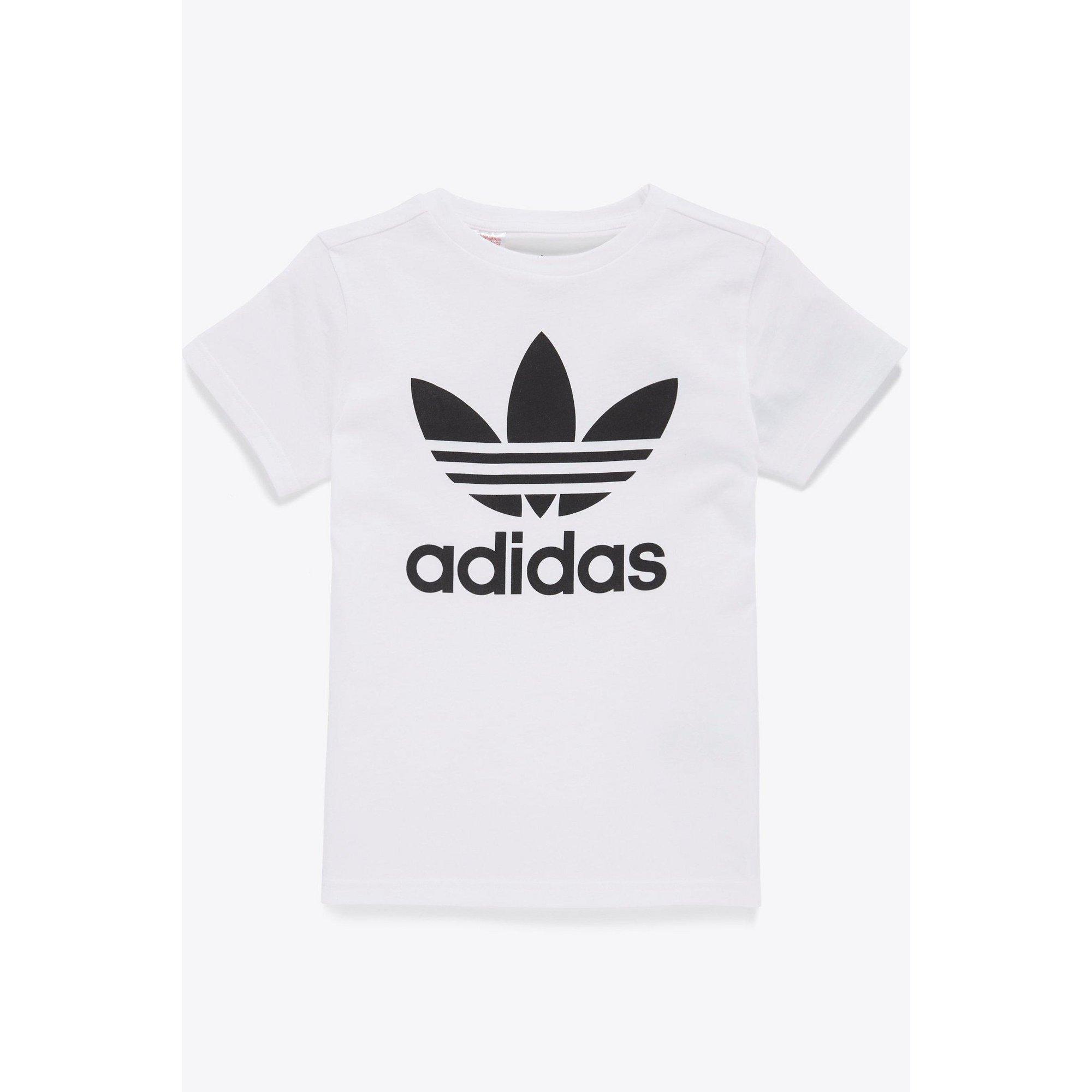 Image of Boys adidas Originals Logo T-Shirt
