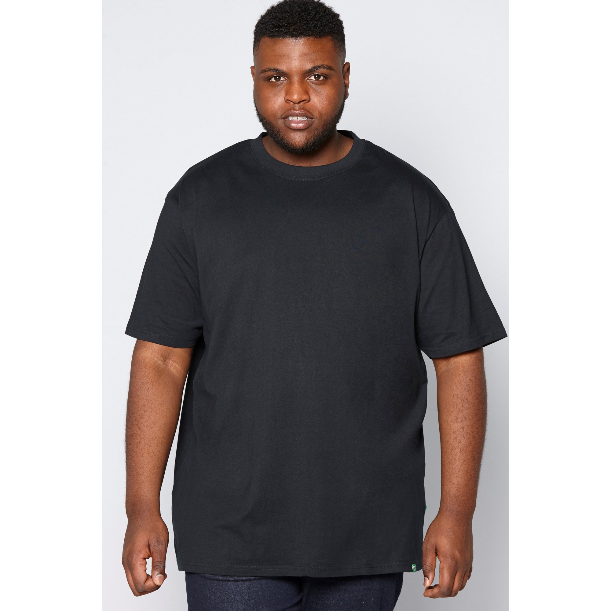 Image of D555 by Duke Big and Tall Premium Cotton Tee