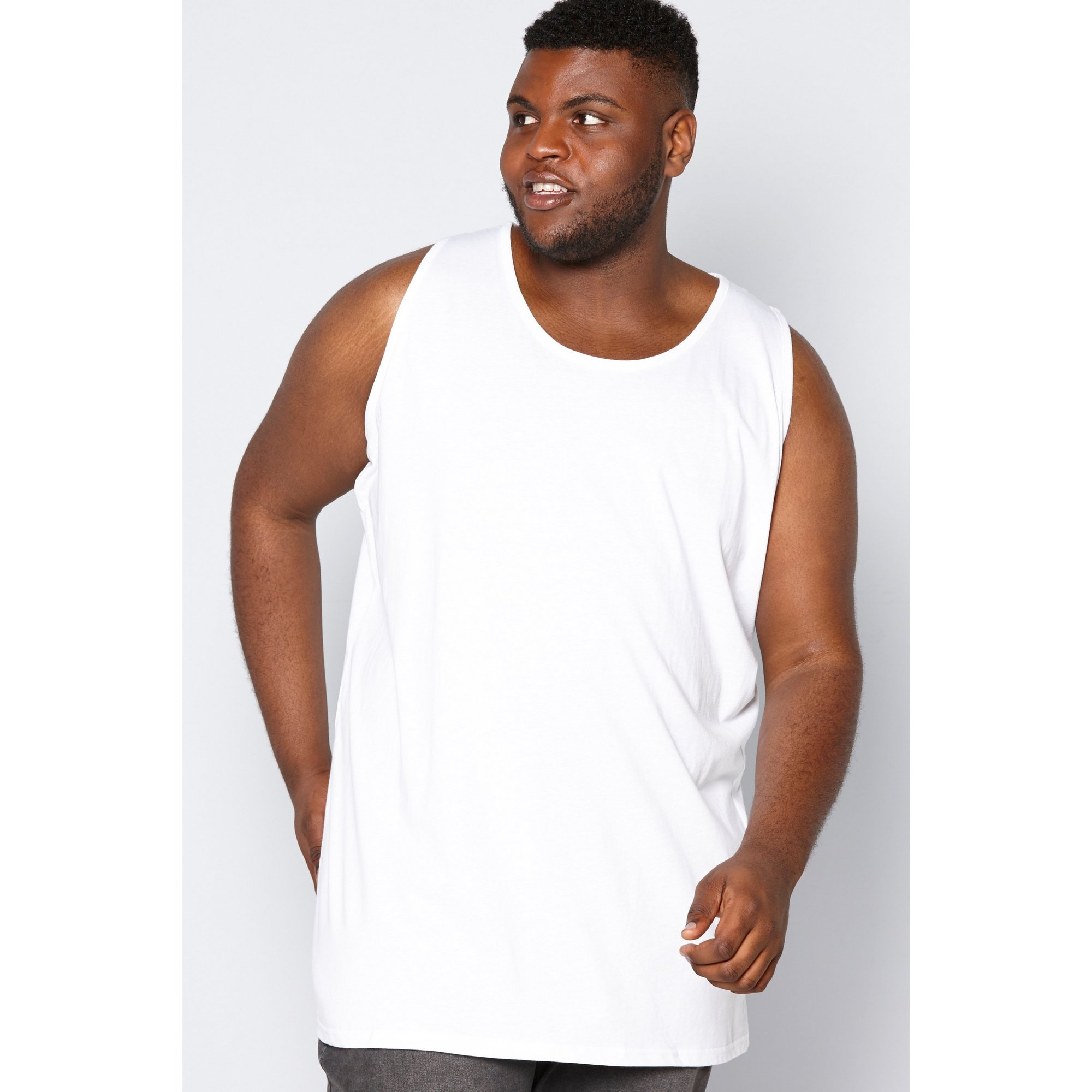Image of D555 by Duke Big and Tall Muscle Vest