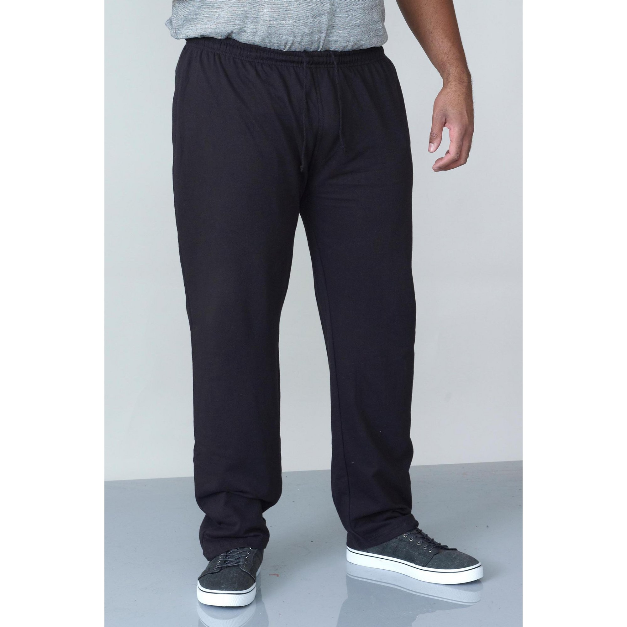 Image of D555 by Duke Big and Tall Lightweight Jogging Bottoms