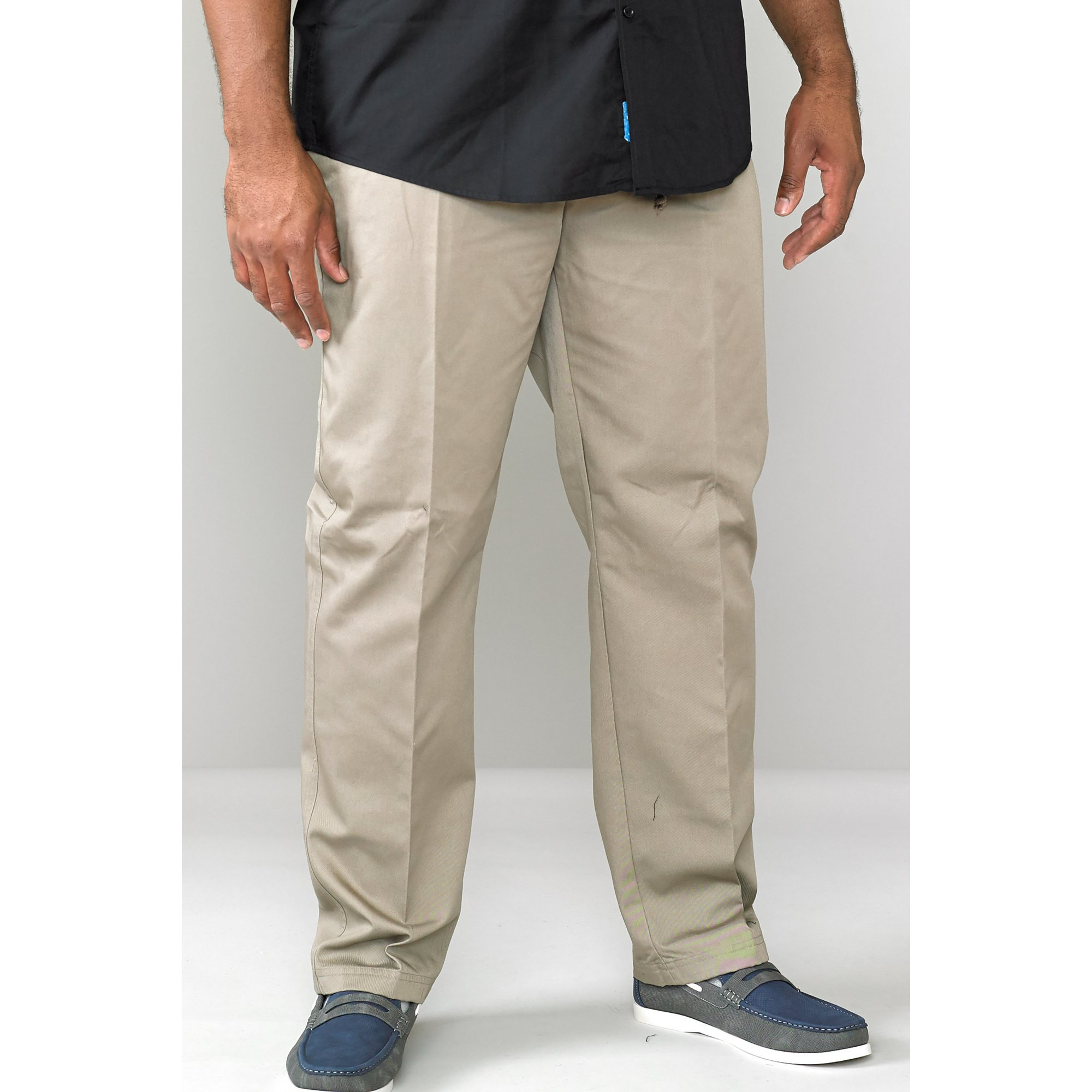 Image of D555 by Duke Big and Tall Elastic Trousers
