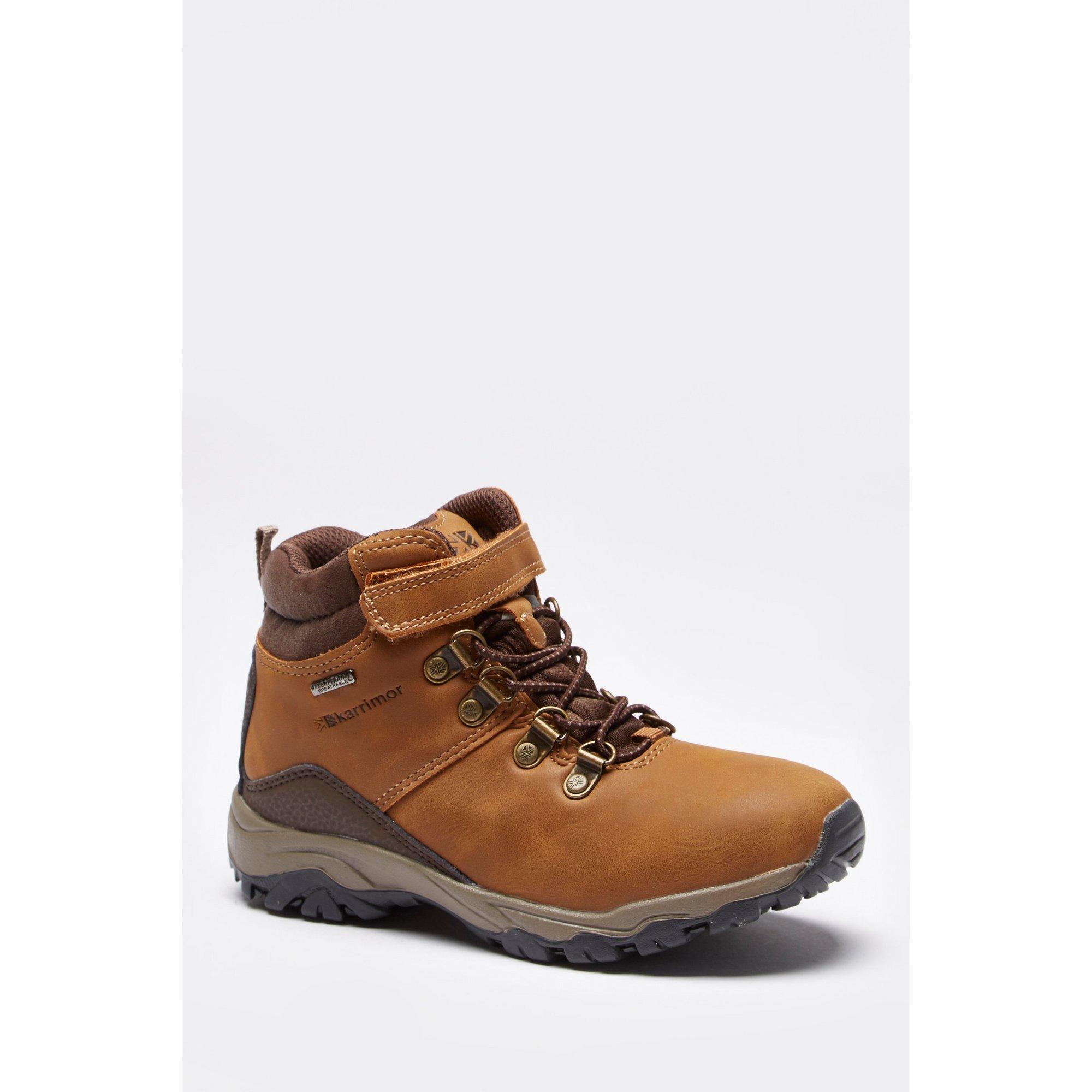 Image of Karrimor Mendip Unisex Lace Up Walking Boots