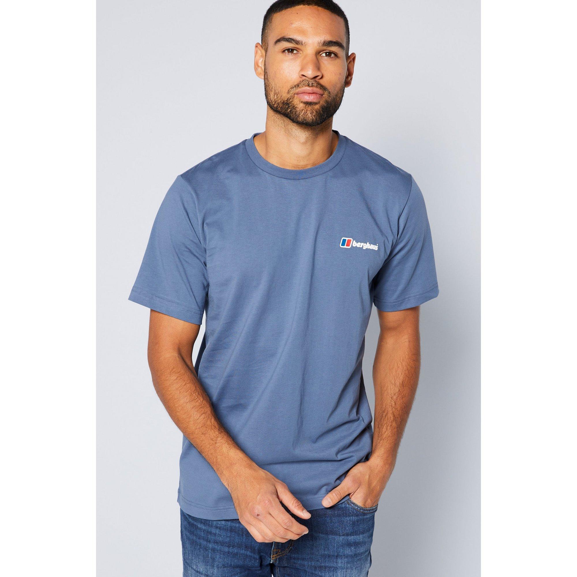 Image of Berghaus Corporate Blue T-Shirt