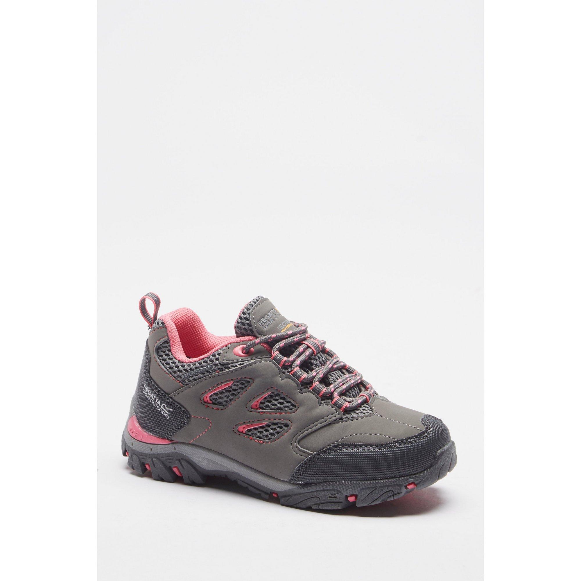 Image of Regatta Holcombe IEP Junior Walking Shoes