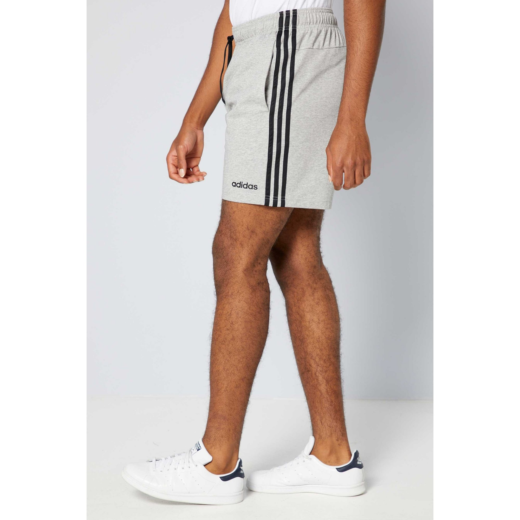 Image of adidas Essentials 3 Stripe Shorts