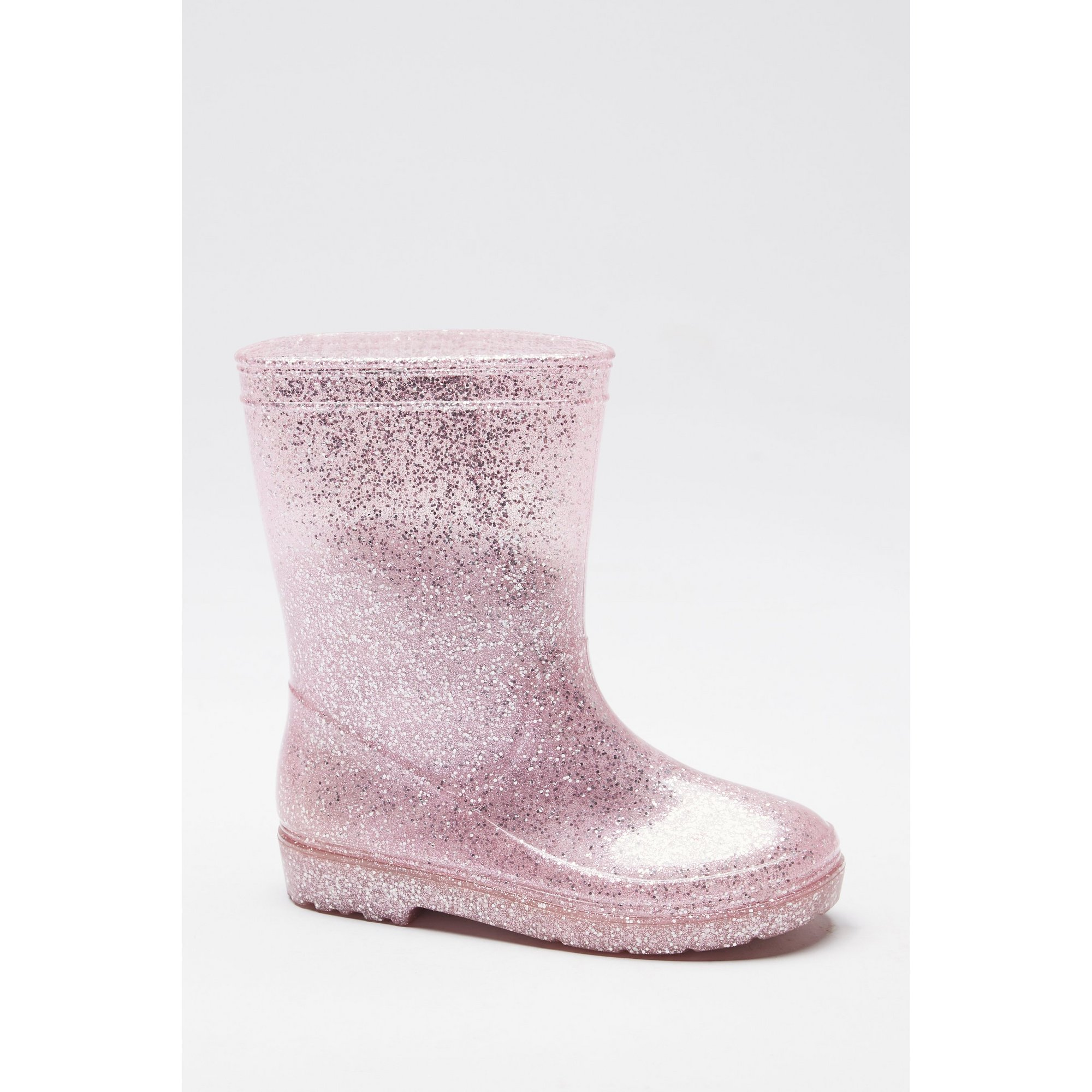Image of Girls Glitter Wellies