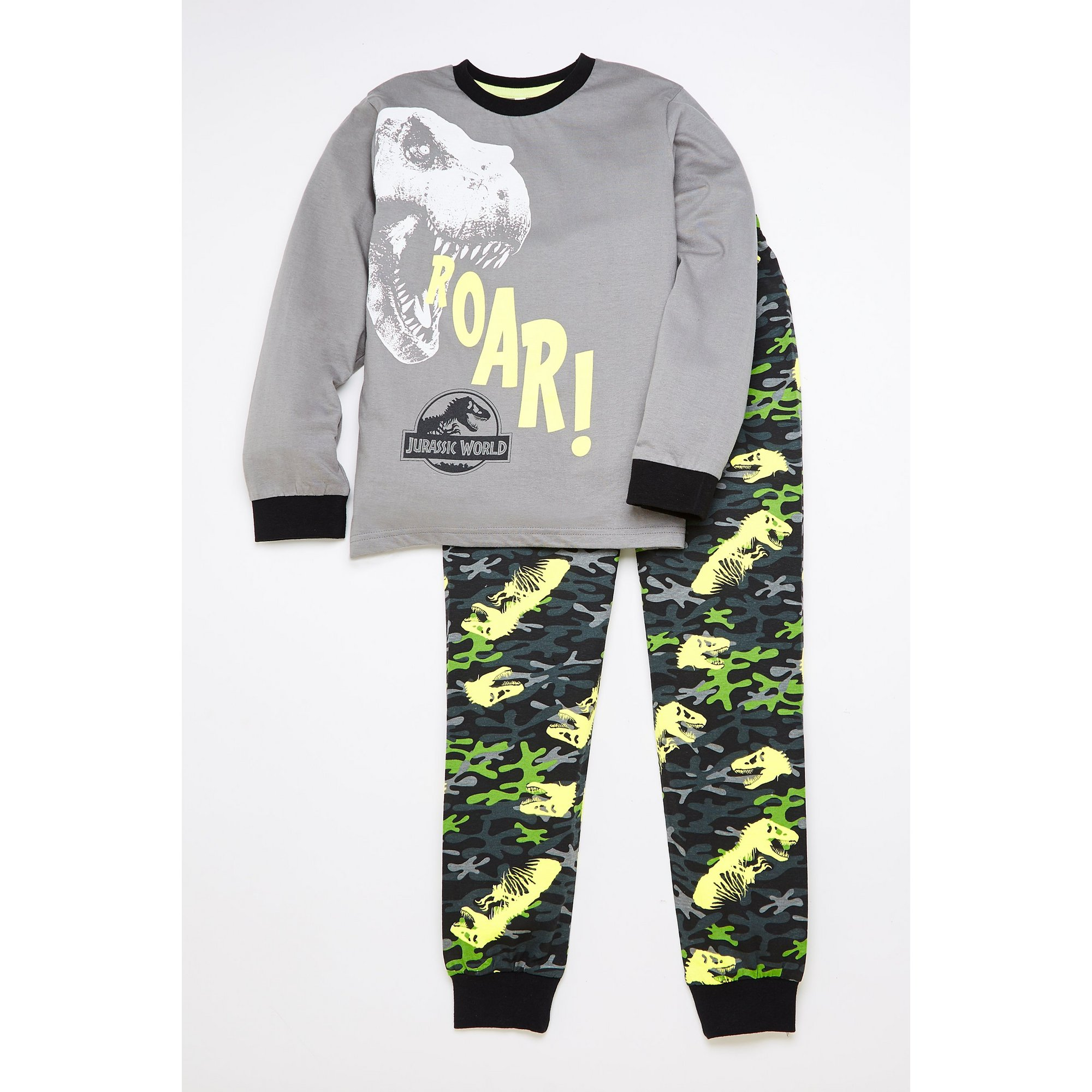 Image of Boys Jurassic Park Pyjamas