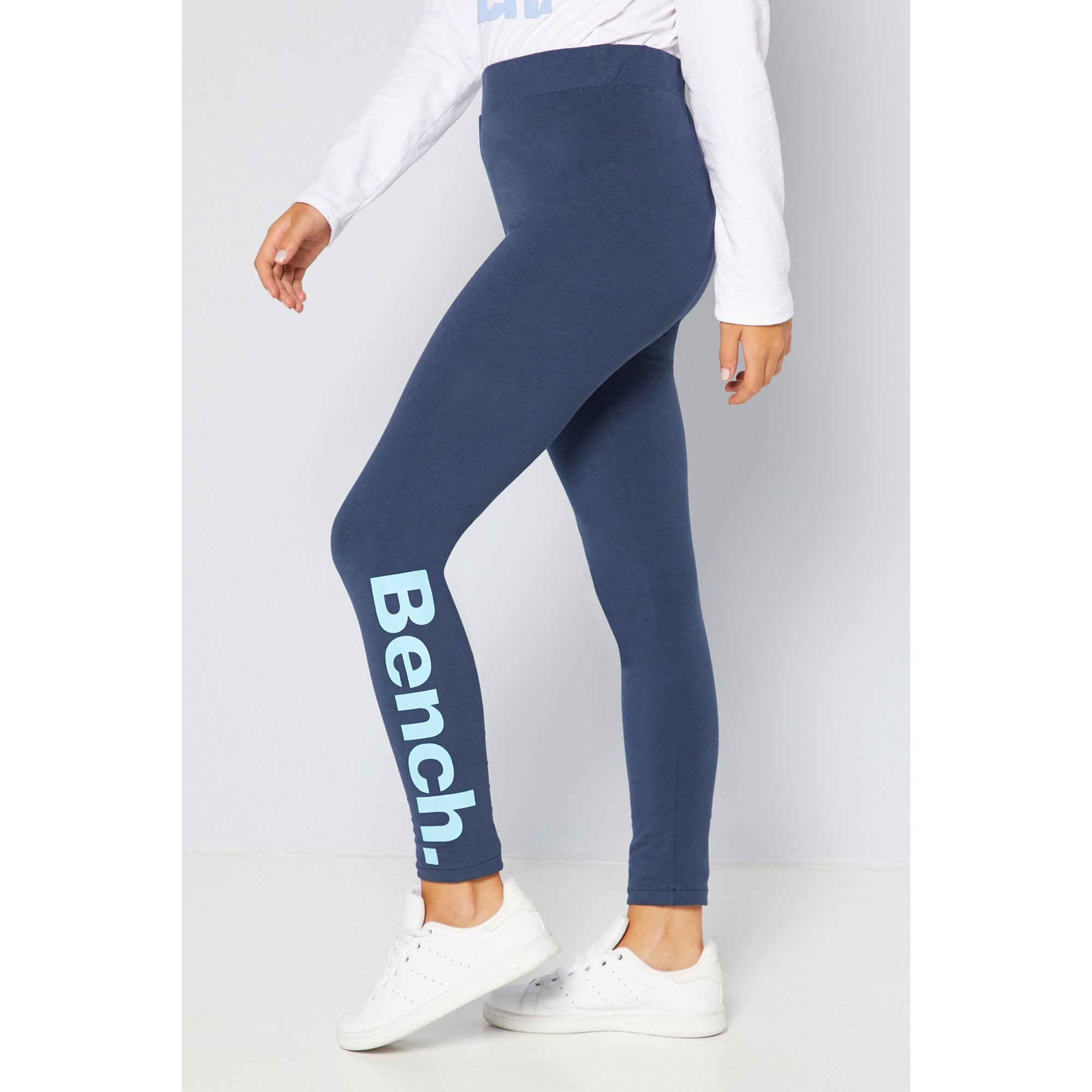 Image of Girls Bench Avis Navy Leggings