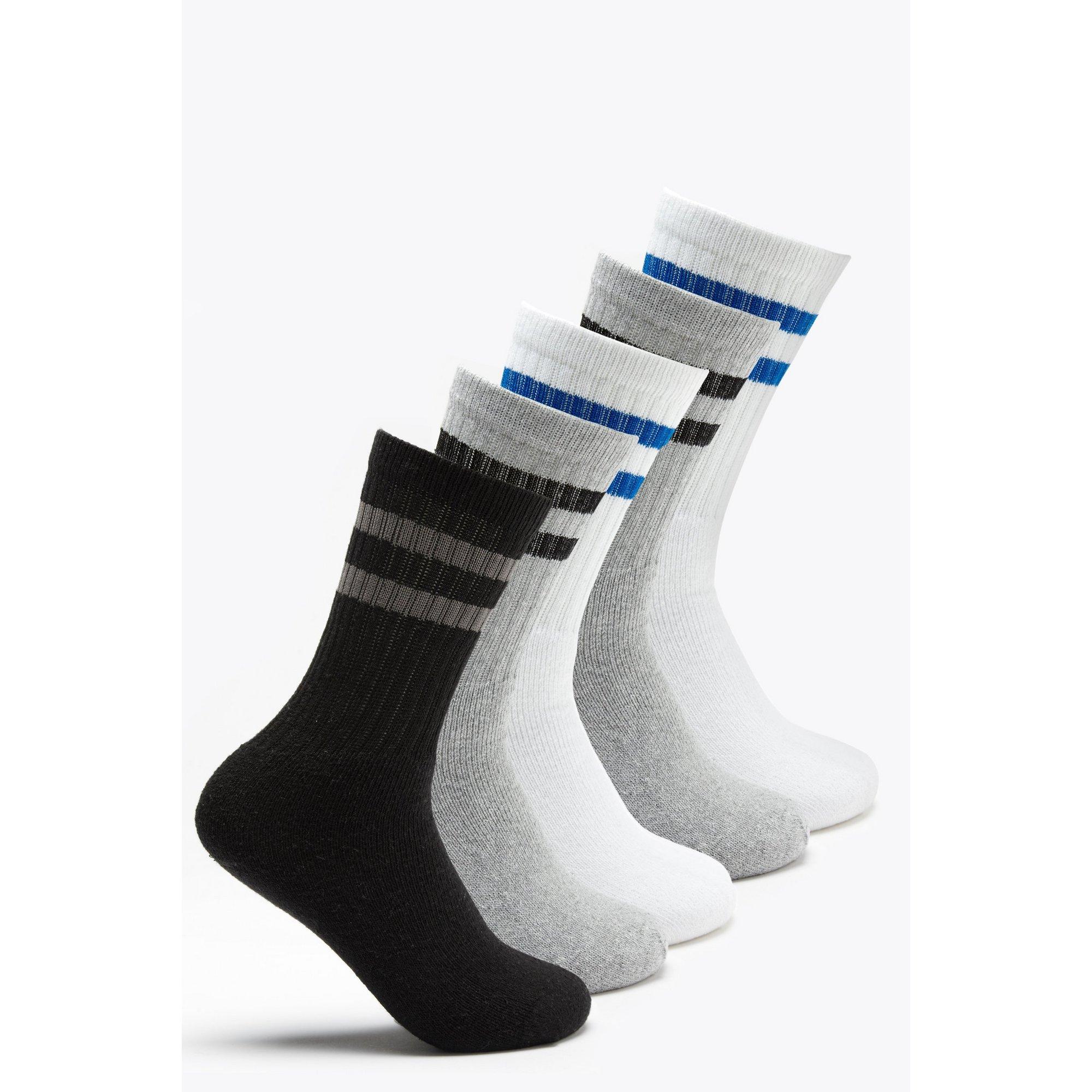 Image of 5 Pack Fashion Sport Socks